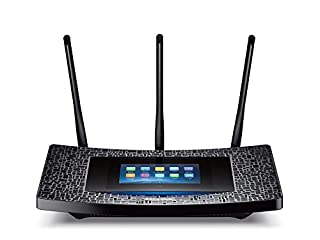 TP-Link AC1900 Touch Screen Wi-Fi Gigabit Router (B014PY9K5M) | Amazon price tracker / tracking, Amazon price history charts, Amazon price watches, Amazon price drop alerts