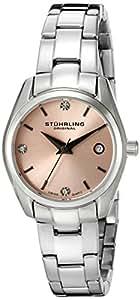 Amazon.com: Stuhrling Original Women's 414L.02 Classic ...
