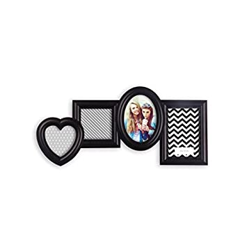 casita pele mele line 4 vues dont 1 ovale 1 coeur noir - Pele Mele Photo Coeur