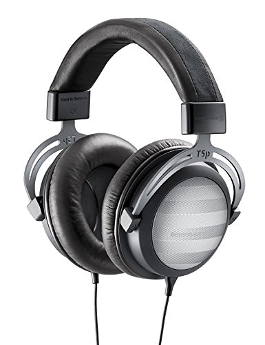 Beyerdynamic T5p Tesla Audiophile Portable and Home Audio Stereo Headphone (Beyerdynamic Home Audio Headphones)