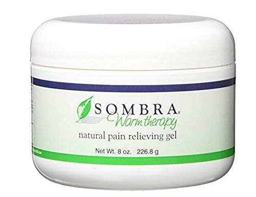 Sombra Warm Therapy Pain Relieving Gel, 2 Count ()