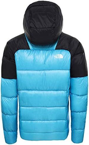 North Face Impendor Pro Down Down Jacket Large Acoustic Blue