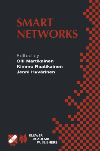 Smart Networks: IFIP TC6/WG6.7 Seventh International Conference on Intelligence in Networks (SmartNet 2002) April 8–10, 2002, Saariselkä, Lapland. in Information and Communication Technology