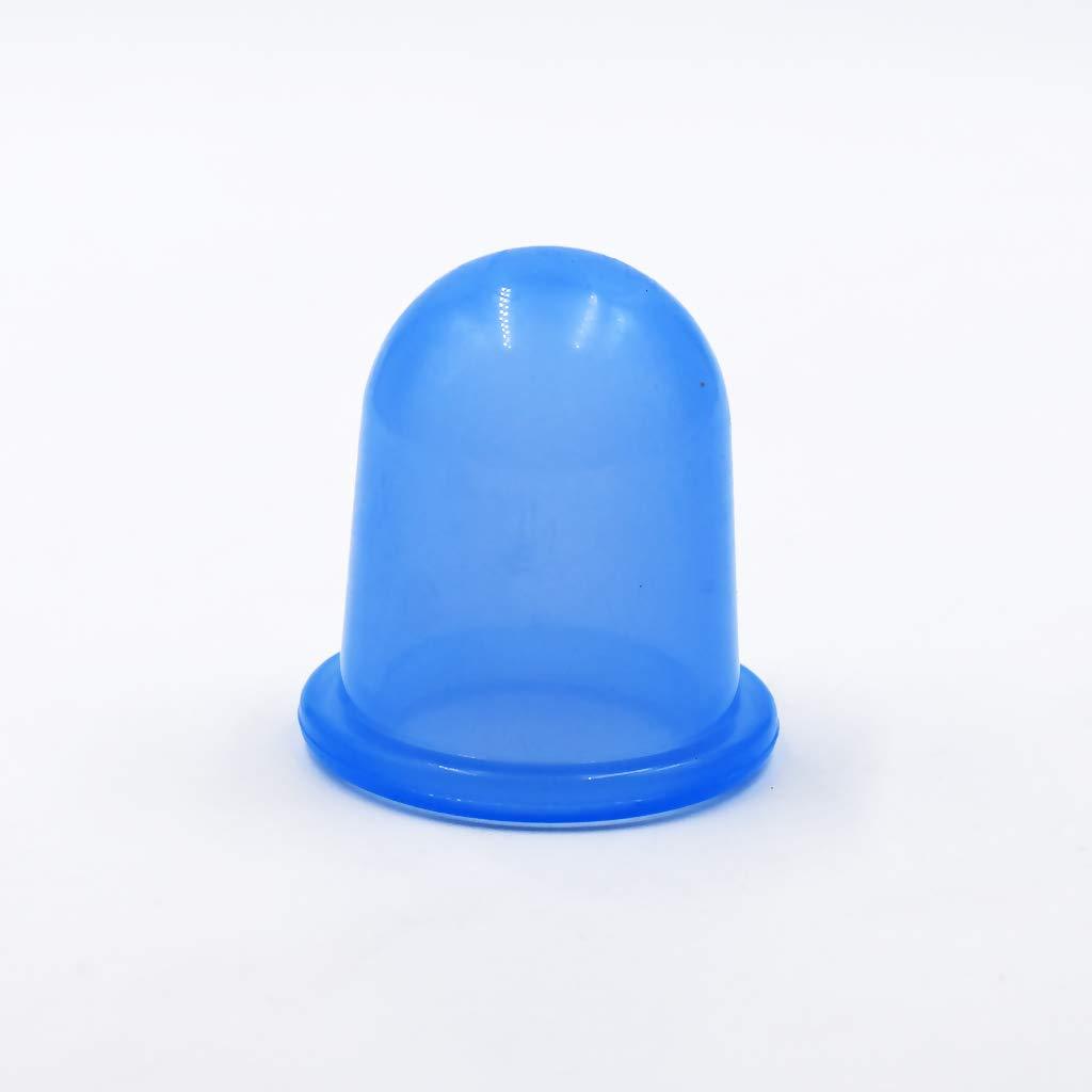 Fliyeong Chinesische Vakuum Schr/öpfen Massage Tassen Spa Schr/öpfen Anti Cellulite Tassen f/ür Spa Gesundheitswesen Anti Cellulite Verwenden Sie 2 St/ück blau