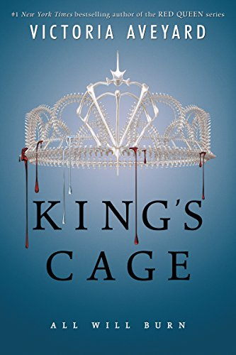 King's Cage (Red Queen Series Book 3) - Malaysia Online Bookstore