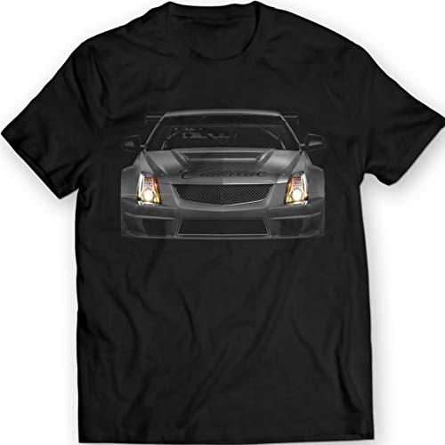 Cadillac CTS-V Second Generation (2008-2015) T-Shirt (L, Black)