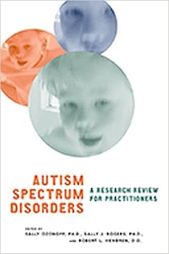 Research papers on autism spectrum disorder