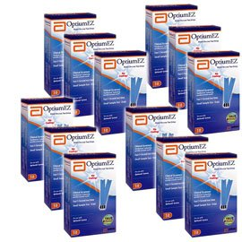 Optium EZ Test Strips 50/bx Case of 12