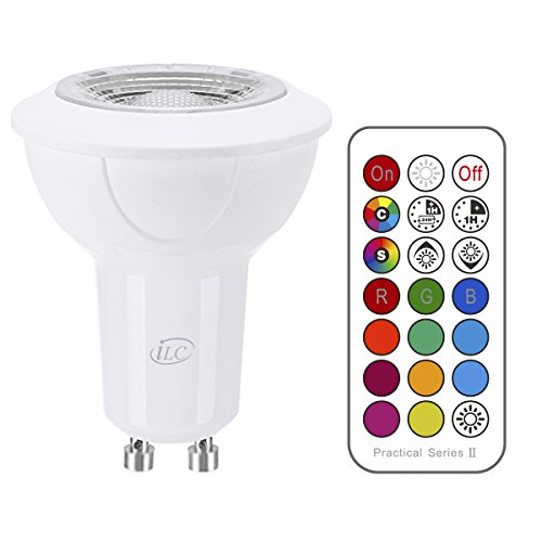 Dimmable Gu10 Led Light Bulbs in US - 4