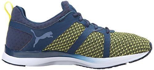 Xt Puma pulso de punto de cruz-entrenamiento del zapato Poseidon/Sulphur Spring
