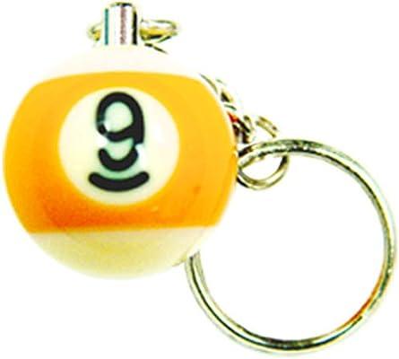 "Amazon.com: 1"" 9-Ball clave Cadena: Sports & Outdoors"
