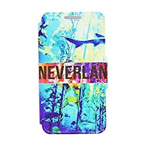 Kinston Underwater World Pattern PU Leather Full Body Case with Stand for LG G3