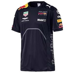 Red Bull Racing F1 Mens Team T-Shirt 2018 L Blue