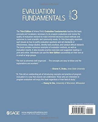 Evaluation Fundamentals >> Evaluation Fundamentals Insights Into Program Effectiveness