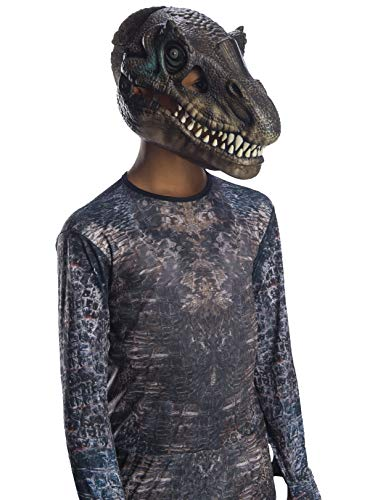 Rubie's Jurassic World: Fallen Kingdom Child's Baryonyx Movable Jaw Mask -
