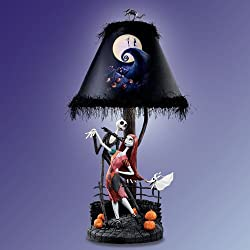 Tim Burton's The Nightmare Before Christmas Moonlight Table...
