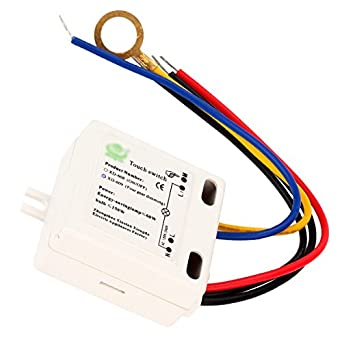 AC 220V 4 Way Table Dimmer Switch Control Sensor ONOFF Touch