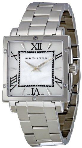 Hamilton American Classics Jazzmaster Square Ladies Watch H32291114