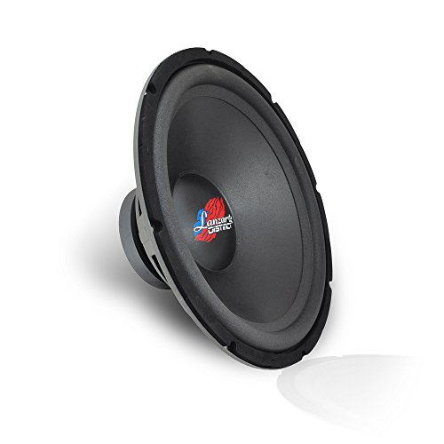 Lanzar DCTOA18D Distinct Open Air DVC Distinct Series 18-Inch High Power IB Open Free-Air 4 Ohm Subwoofer DVC, Set of 1