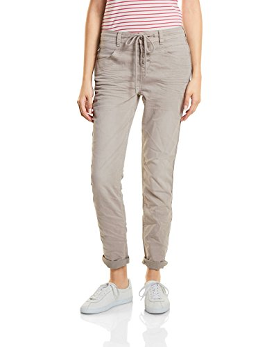 Street One Vaqueros Slim para Mujer Beige (Sportive Moonly Sand Wash 11315)