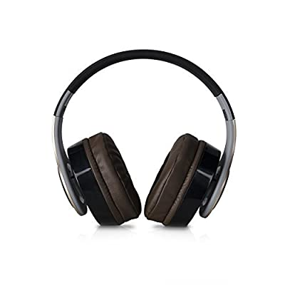 TDK Life on Record Smartphone Wireless Over-The-Ear Headphones Champagne Gold