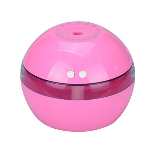 Humidifier, Aribelly Air Spray Water Dispenser Diffuser Ultrasonic Beauty Moisturizing