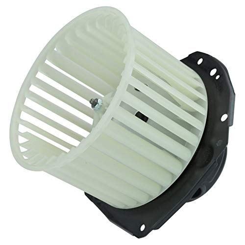 1A Auto A/C Heater Blower Motor w/Fan Cage for Buick Cadillac Chevy GMC Olds Pontiac