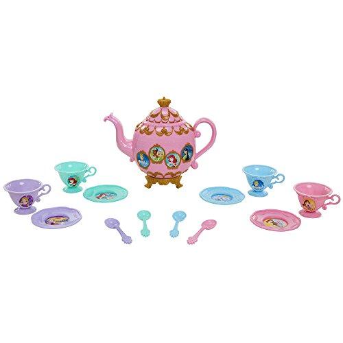 419InnQmXWL - Disney Princess Royal Story Time Tea Set Pretend Play Toys