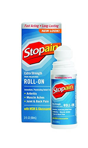 Stop pain roll on