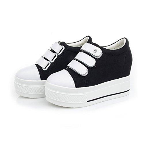 JRenok Mujer negro JRenok Zapatillas Mujer Zapatillas negro tBggva