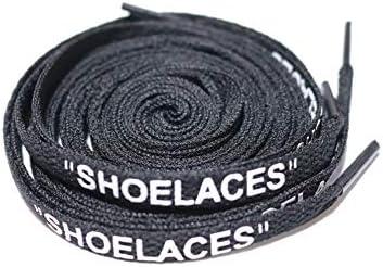 SHOELACES シューレース 種類 サイズ 選択可能 フラットタイプ 靴紐 平紐スニーカーカスタム