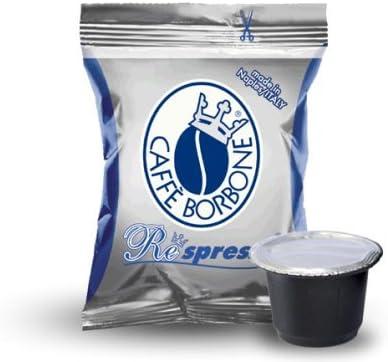1000 capsule Borbone Respresso blu compatibili Nespresso