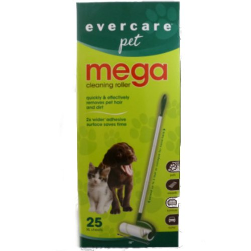 Evercare Pet Mega Cleaning Roller – 3 Feet Extendable Handle, My Pet Supplies