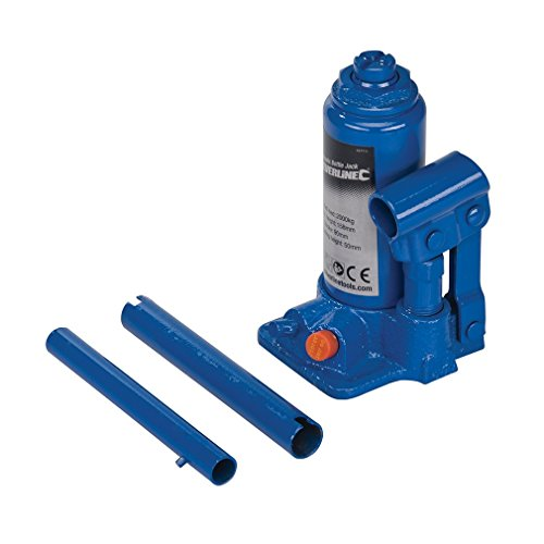 Cric Bouteille Hydraulique 2T – 427711