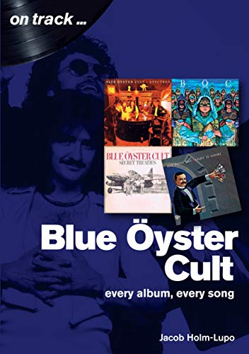 blue oyster cult book - 1