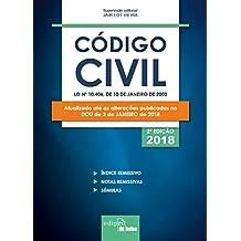 Mini Código Civil. 2018