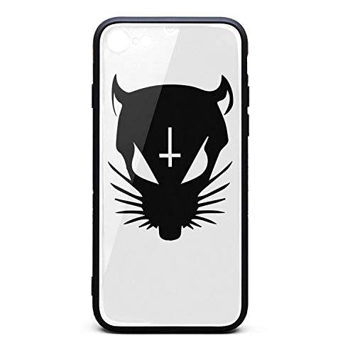 (iPhone 6 Plus/iPhone 6s Plus Case die_Antwoord_Rat-Symbol- Slim Soft TPU Protective for iPhone 6 Plus/iPhone 6s Plus)