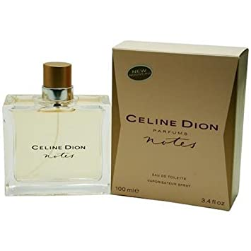 Celine Dion Notes By Celine Dion For Women. Eau De Toilette Spray 3.4 oz