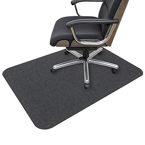 "Office Chair Mat, Opaque Hard-Floor Mat for Home, 0.16"" Thick Multi-Purpose Low Pile Desk Chair Mat for Hardwood Floor"