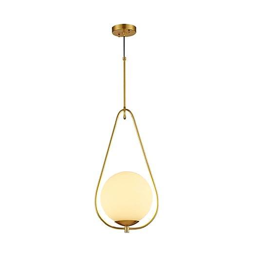 Amazon.com: GlanzLight GL-63056, lámpara de araña de globo ...
