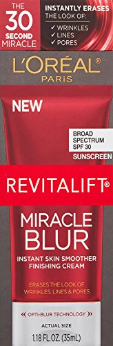 Loreal Revitalift Miracle Blur Instant Skin Smoother Original 1.18 fl oz – Pack of 2