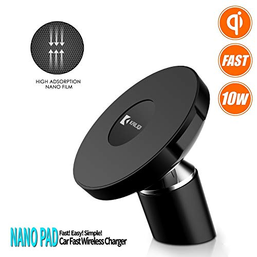 KAILIQI Nano Fast Wireless Car Charger & Car