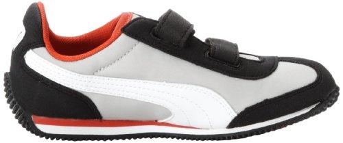 PUMA Whirlwind V Sneaker (Toddler/Little Kid),Black,8 M US Toddler