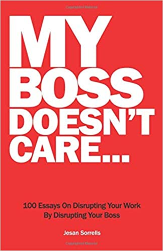 My Boss Doesn't Care: 100 Essays on Disrupting Your Workplace By