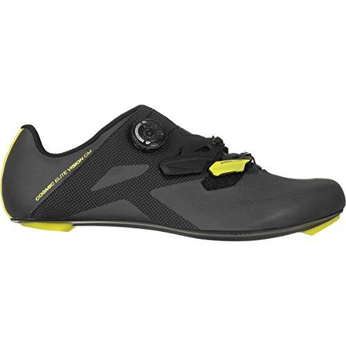 Mavic Cosmic Elite - Mavic Cosmic Elite Vision cm Cycling Shoe - Men's Black/Yellow Mavic/Black, US 11.5/UK 11.0