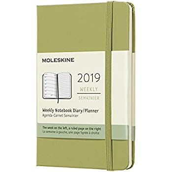 Amazon.com : LEUCHTTURM1917 355176 Weekly Planner & Notebook ...