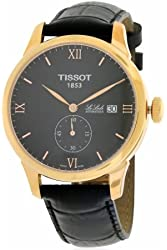 Tissot T0064283605801 T-Classic Mens Watch - Black Dial
