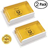 Sound harbor 2 Pack Rosin Violin rosin for Violin Viola and Cello Rosin for Bows