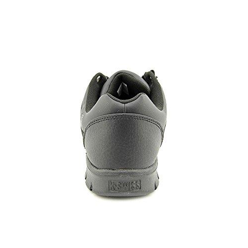 Uomo K-Swiss trinzler pelle scarpe ginnastica