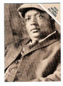 Rube Foster baseball card 1988 Sporting News Conlon Collection Negro Leagues